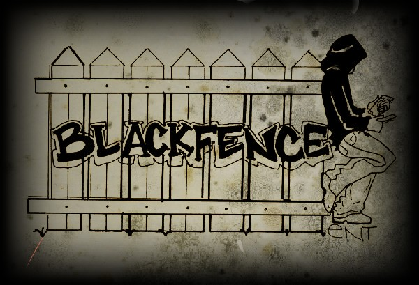 BLACKFENCE MUSIC GROUP LOGO